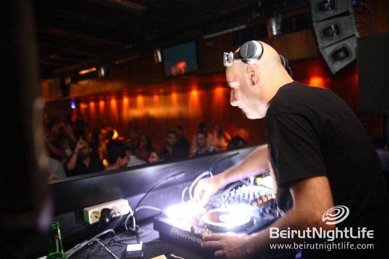 Dancing Under Beirut's Sky at B018