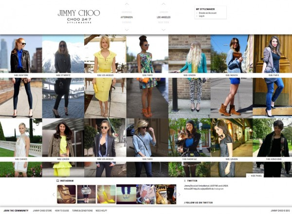 Do You Want to be the Next 'Jimmy Choo' Model?