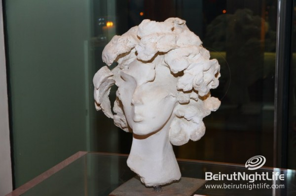 "Sculptor M. Mazmanian Showcases ""Les Dames De Beyrouth"" at Hotel Le Gray"