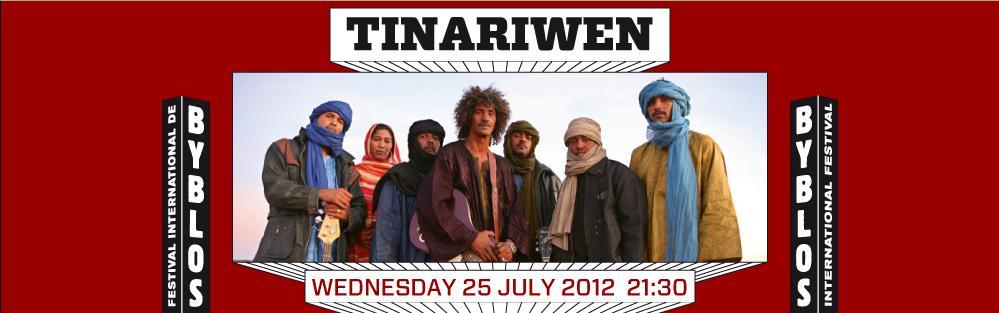 Tinariwen Live At Byblos Festival