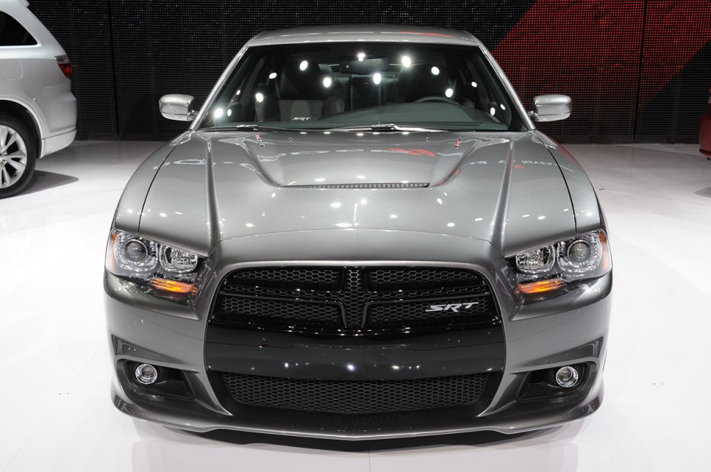 New 2012 Dodge Charger