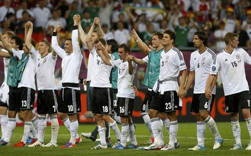 Germany & Portugal Cleared for the Next Round in Euro 2012