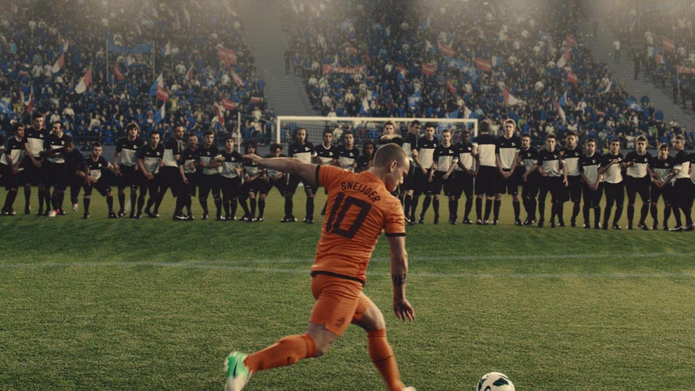 """NIKE """"My Time is Now"""" Campaign Celebrates Hunger of a New Generation to Take its Chance on Football's Biggest Stage"""