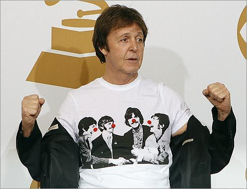 The Legendary Beatle Paul McCartney Set to Open the Olympics