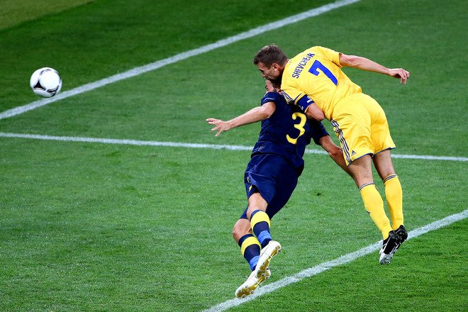 France hold England to a draw while Ukraine pass Sweden