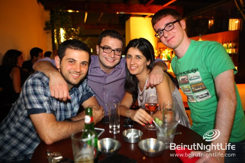 Bar Hopping in Gemmayzeh? Don't Forget to Stop in at Alcazar