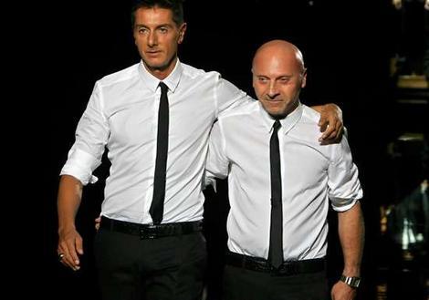 GOODBYE Dolce & Gabbana!