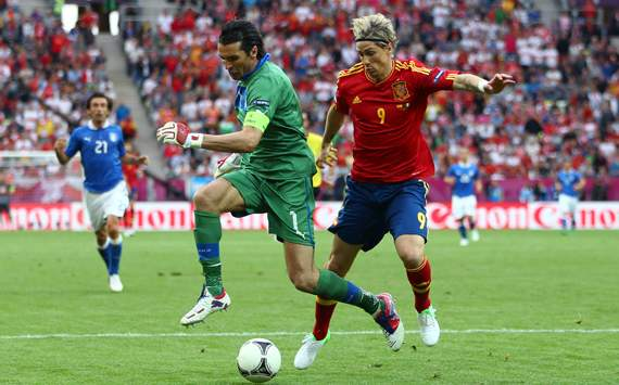 Italy & Spain call a Truce in their Opening Game