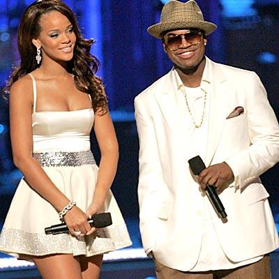 According to Ne-Yo: Rihanna Parties Hard But Works Harder