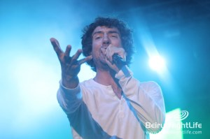5x Platinum Indie Rock Band Snow Patrol Joined the Byblos Festival