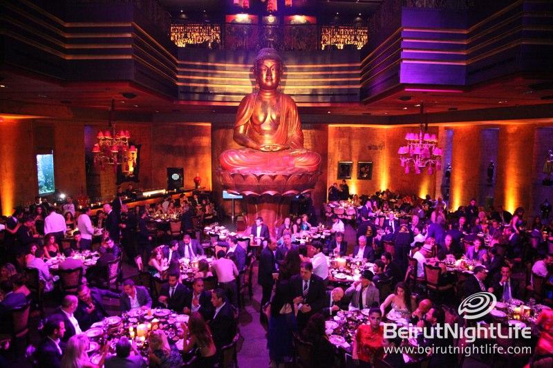 Lebanese Stars Shine at Aghani TV Launching at Buddha Bar