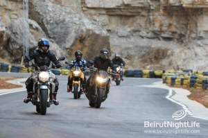 A.R.T. the art of riding a motorcycle once again in Lebanon
