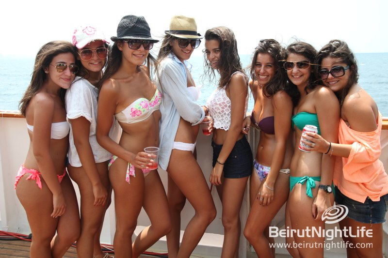 The Blue Dawn Boat Party Blast with the NRJ Mastermix Crew!