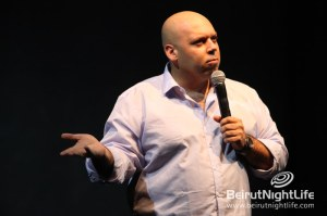 Laugh Out Loud Comedy at Forum De Beyrouth