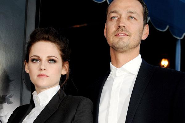 Kristen and Rupert