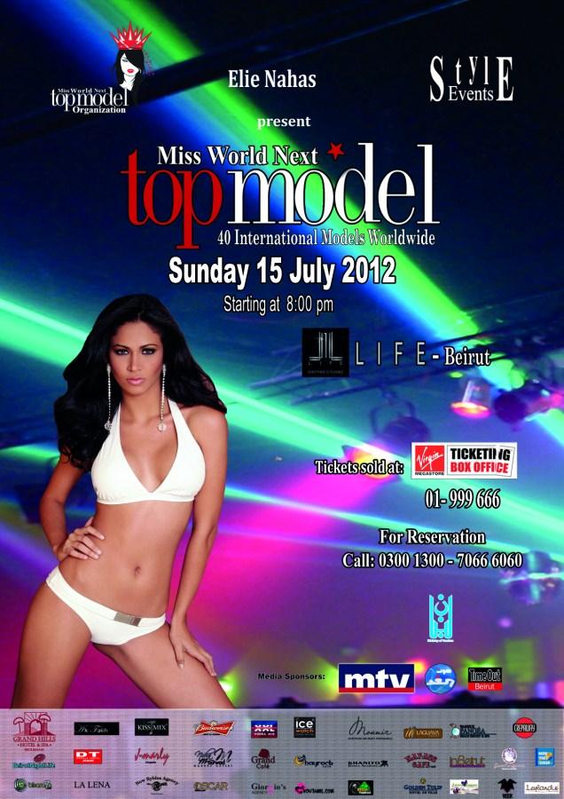 Miss World Next Top Model At Life