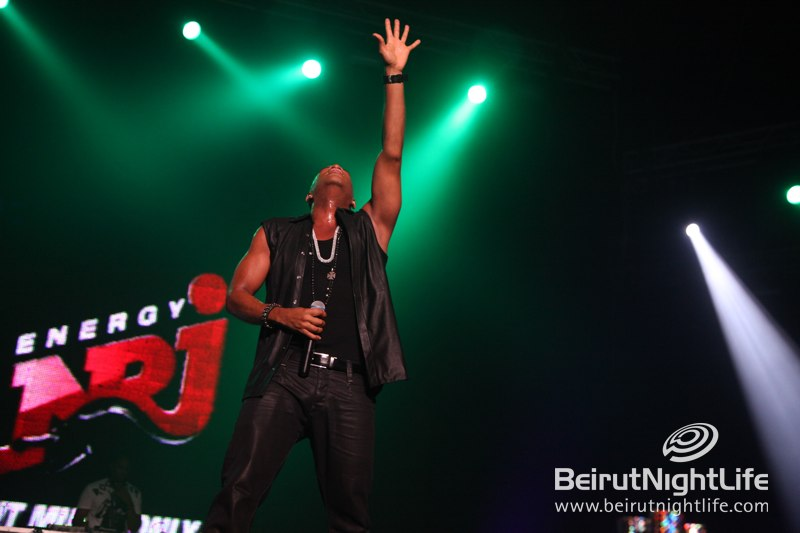 17 Artists, One Night, One Stage! An Action Packed NRJ Music Tour 2012