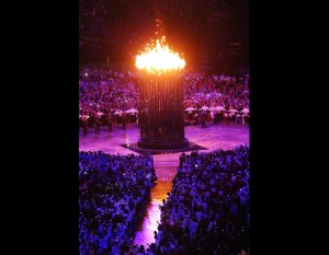 The 2012 Summer Olympics Opening Ceremony Photos