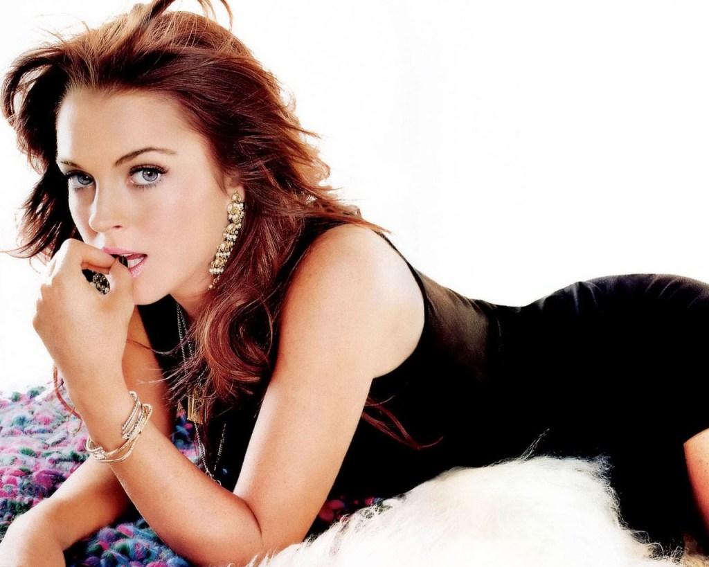 Lindsay Lohan Suspect in Jewelry Heist
