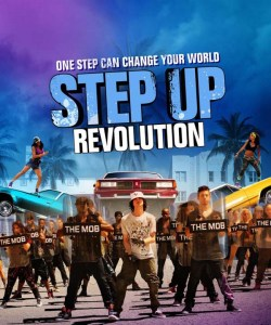 Win Your Free Tickets to Step Up Revolution: A Winner Everyday!
