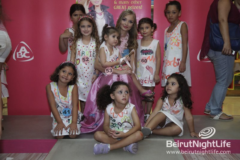 Be A Barbie! at ABC Dbayeh