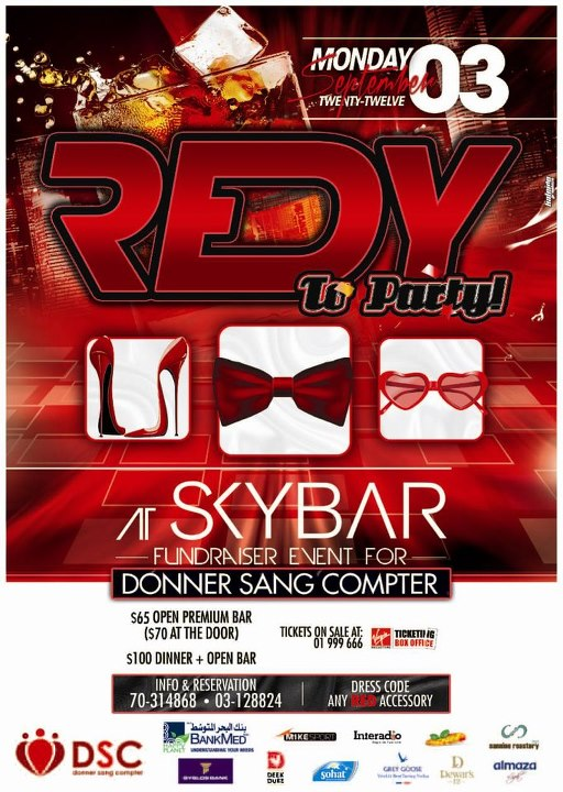 Get Redy To Party With Donner Sang Compter