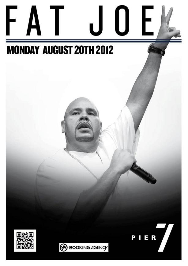 Fat Joe Live At Pier 7