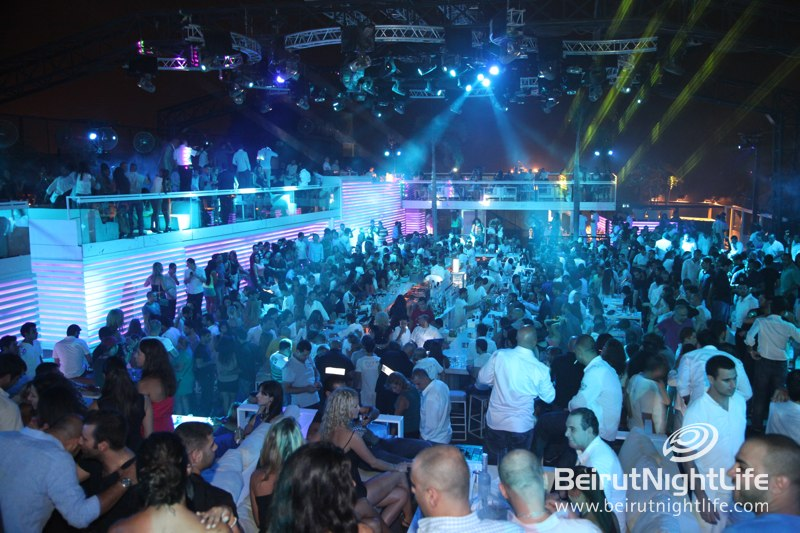 White Beirut Brought Lebanese International DJs Back Home