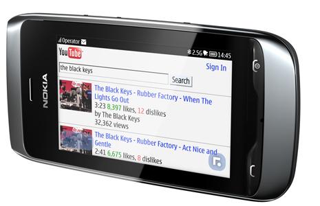 Nokia Asha 309 Unveiled