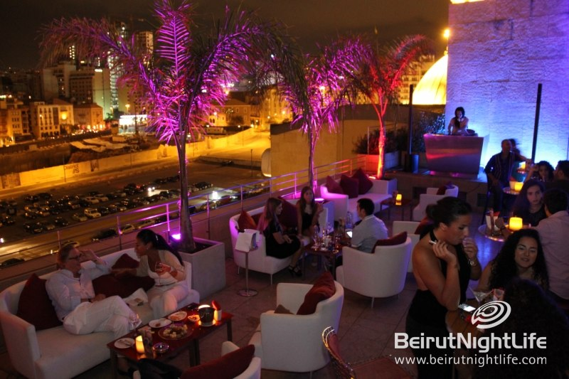 Chill Out at Cherry On The Rooftop Le Gray Hotel