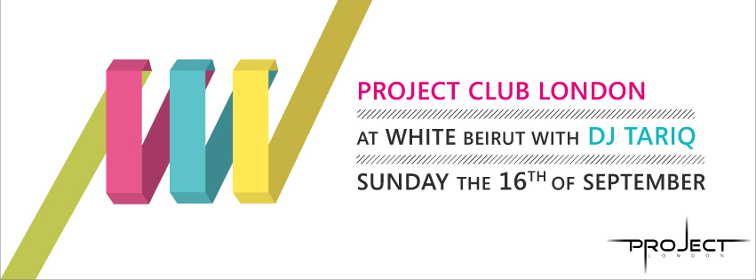 Project Club London With Dj Tariq At White