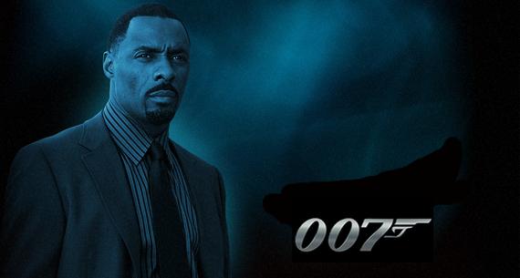 First black James Bond? 'Prometheus' star shortlisted to play next 007