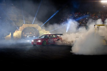 Jordanian Mohammed Kukhun Crowned King of Drift  And Lebanese Jad Himo 3rd