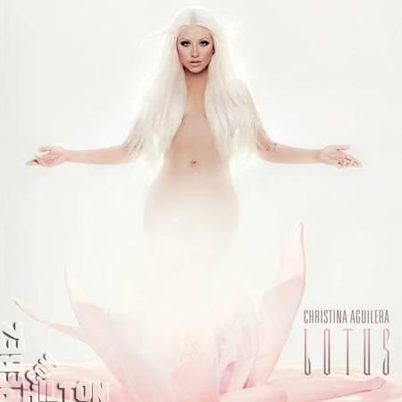 Christina Aguilera Gets Naked For Lotus!