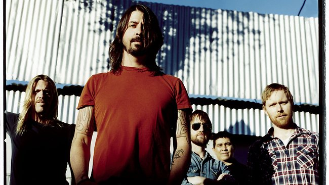 Dave Grohl Announces Foo Fighters on Break