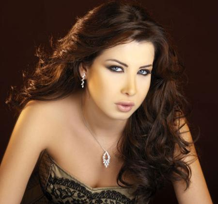 Nancy Ajram in Arab Idol 2?