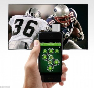 The gadget that turns your iPhone into a TV remote control