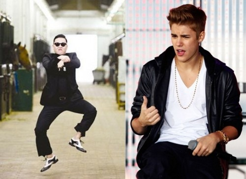 Psy Beats Out Bieber As The King Of YouTube