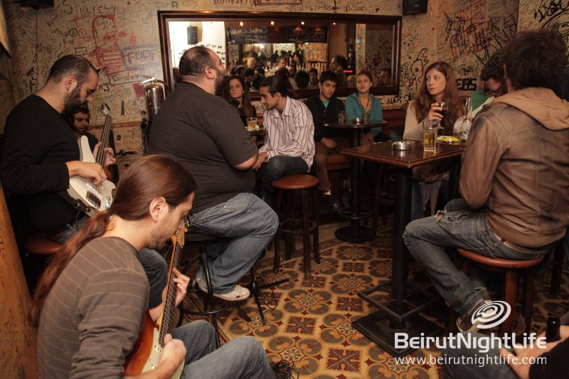Jam Session at Name This Bar