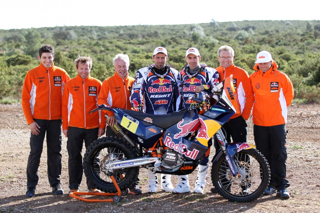 KTM Ready to Race Rallye DAKAR 2013!