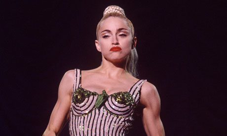 Madonna's sells iconic bra for £30k at London auction