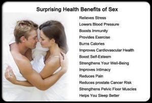 10 Surprising Health Benefits of Sex