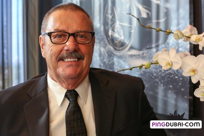 Exclusive interview with Hannes Pantli Board of Directors Member, IWC Schaffhausen