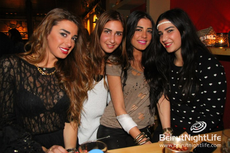 RnB Night At Cribs Hamra