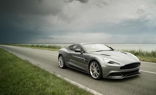 2013 Aston Martin AM 310 Vanquish