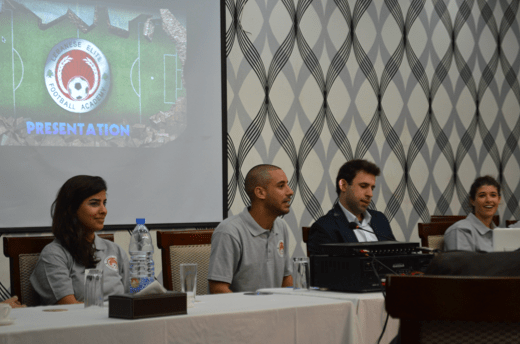Lebanese Elite Football Academy Launched