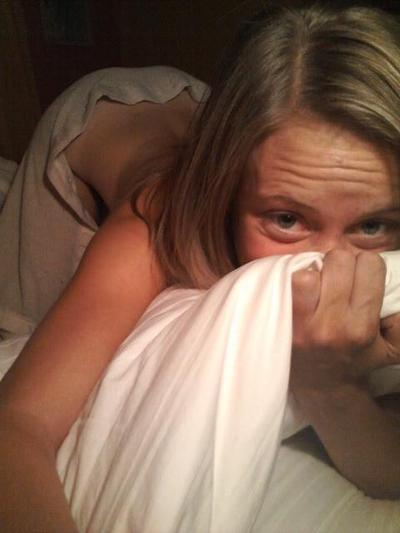 Carly McKinney, Colorado Math Teacher, Suspended for Nude Twit Pics