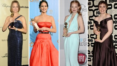 Golden Globes 2013: winners