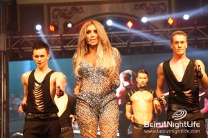 NYE with Ragheb Alama and Dazzling Maya Diab at Biel