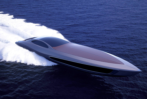 Super-Yacht With a Surprise